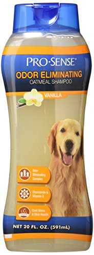 Pro-Sense Oatmeal Shampoo, Vanilla Scent, 20-Ounce (PS-82755)
