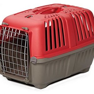 MidWest Homes for Pets Spree Travel Carrier, 22-Inch, Red